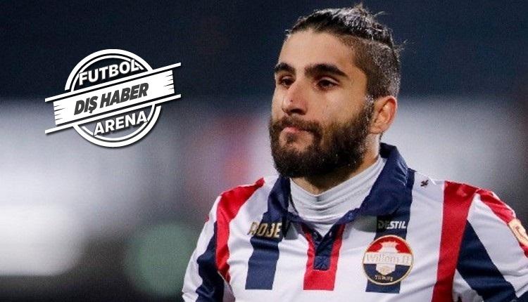 Aras Özbiliz, Beşiktaş'a geri döndü