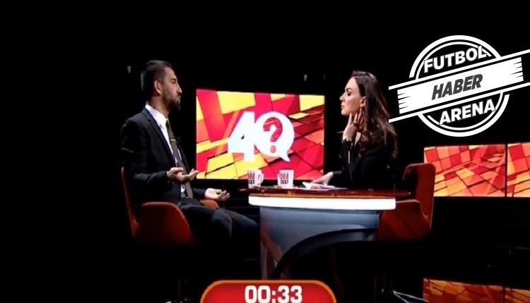 Arda Turan'dan Galatasaray itirafı: 'Söylerken utanıyorum!'