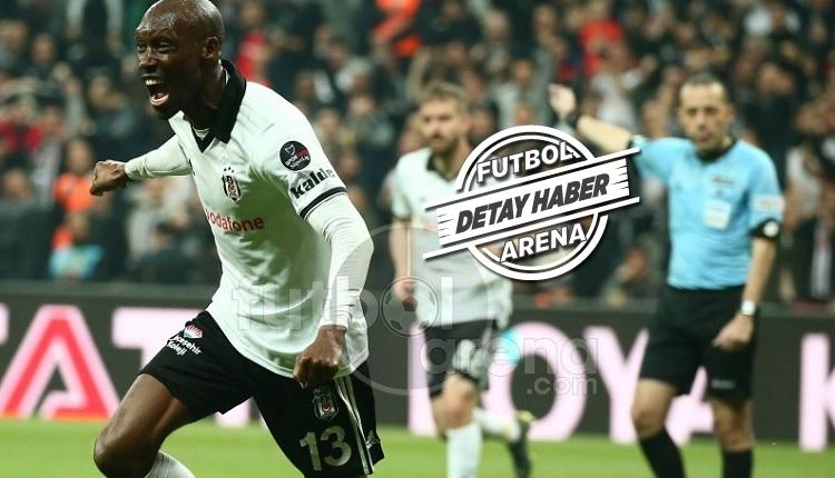 Atiba'dan Beşiktaş formasıyla kariyer rekoru