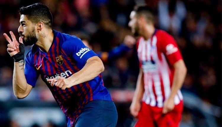 Barcelona 2-0 Atletico Madrid maç özeti ve golleri (İZLE)