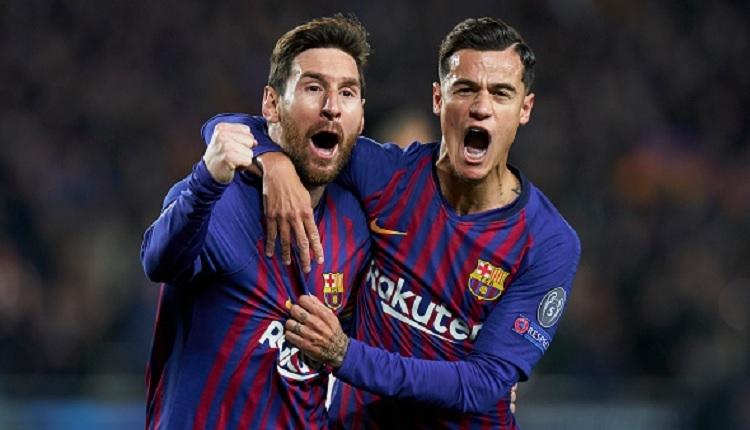 Barcelona 3-0 Manchester United maç özeti ve golleri (İZLE)