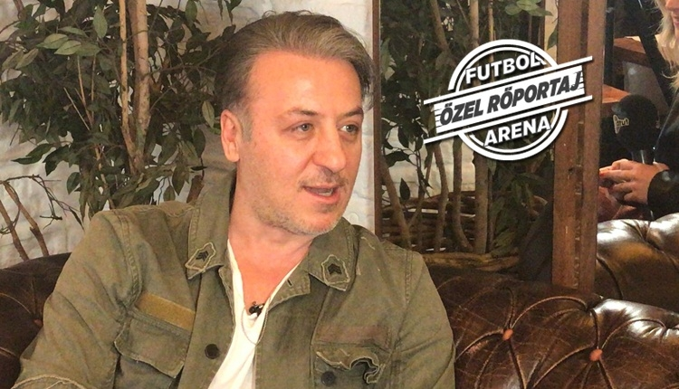 Barış Falay, FutbolArena'ya konuştu! Galatasaray ve Ali Palabıyık