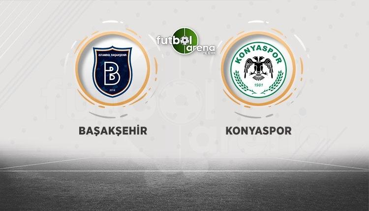 Başakşehir - Konyaspor canlı, şifresiz izle (Bein Sports izle)