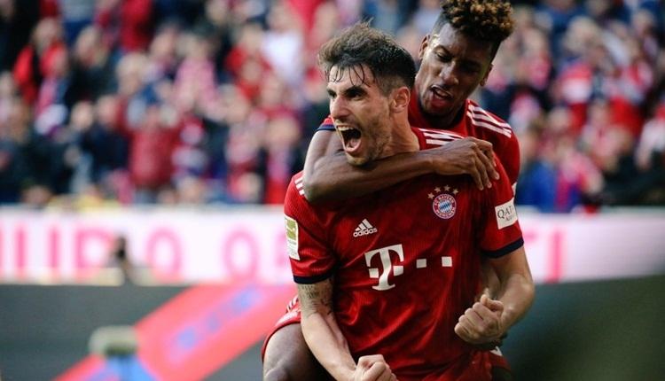 Bayern Münih 5-0 Dortmund maç özeti ve golleri