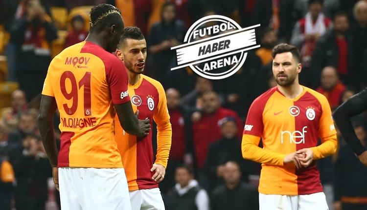 Belhanda'dan penaltı tavrı! Galatasaray taraftarı müdahale etti