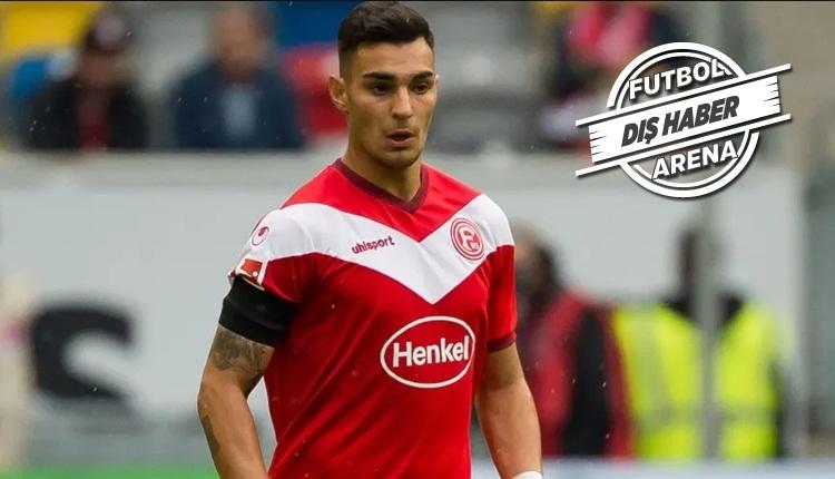 Beşiktaş ile anılan Kaan Ayhan'a 2 transfer talibi daha!