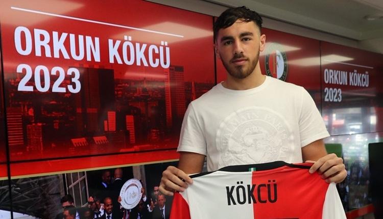 Beşiktaş ile transferi anılan Orkun Kökçü imzayı attı