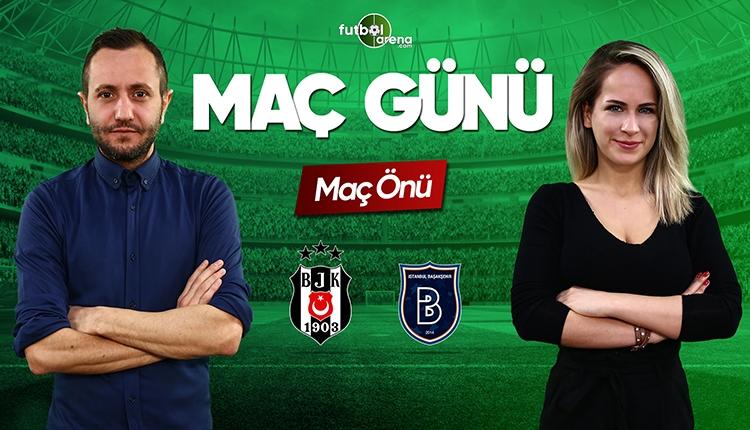 Beşiktaş - Medipol Başakşehir canlı izle | FutbolArenaTV Canlı