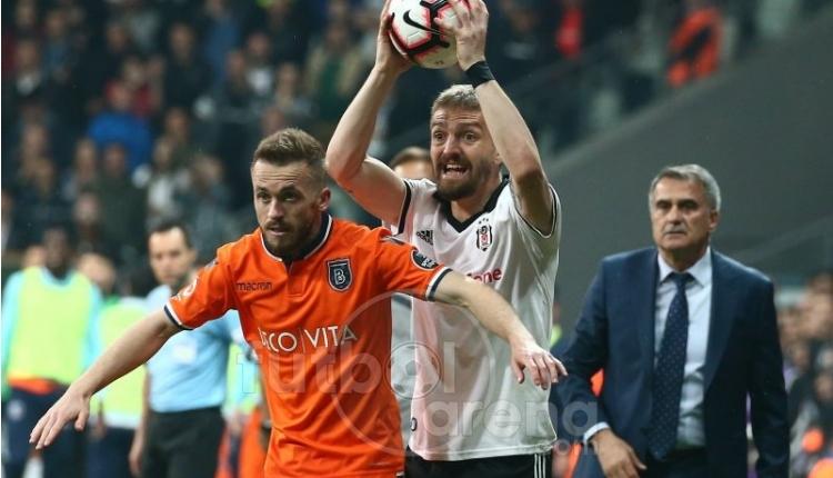 Beşiktaş ve Başakşehir için Vodafone Park'ta ilklerin gecesi