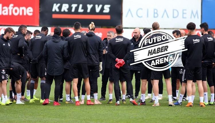 Beşiktaş'ın Çaykur Rizespor maçı muhtemel 11'i