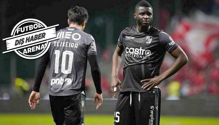 Beşiktaş'ın gözdesi Wakaso için 10 milyon euro
