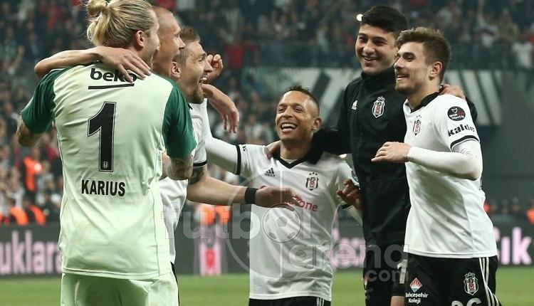 Beşiktaş'ın kalan maçları (Beşiktaş nasıl şampiyon olur?)