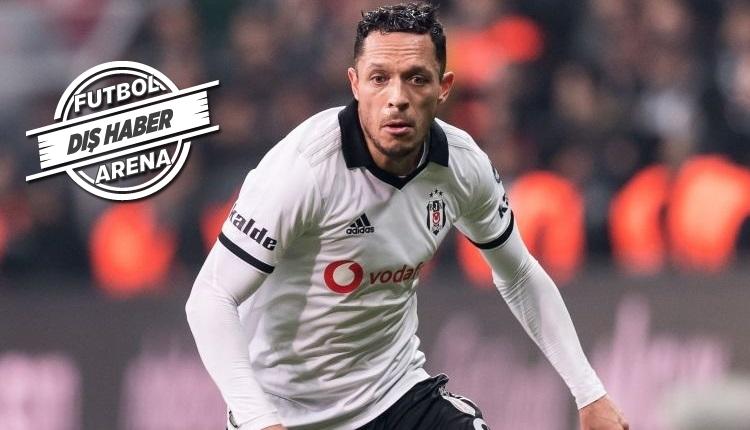 Beşiktaşlı Adriano'ya şok! 3 yıl hapis istemi
