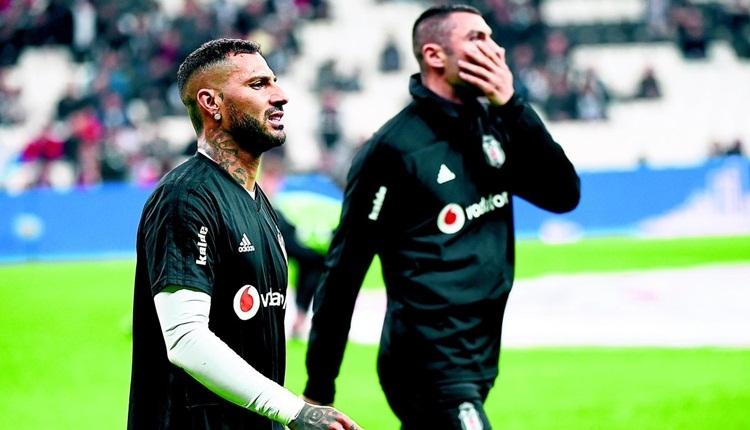 Beşiktaşlı Quaresma'dan Burak Yılmaz itirafı geldi! Transfer mesajı