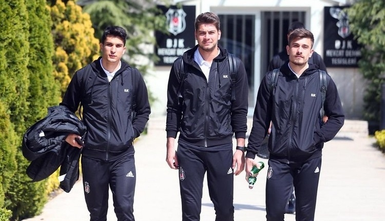 Beşiktaş'ta 3 futbolcu Sivasspor kadrosunda yok