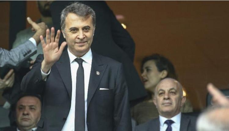 Beşiktaş'ta Fikret Orman'dan AVM projesi