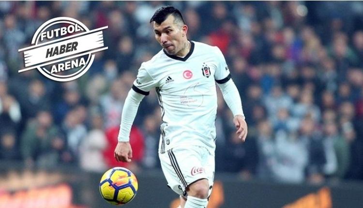 Beşiktaş'ta Gary Medel sezonu kapattı mı? İşte gerçek