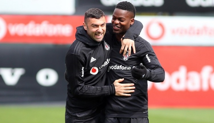 Beşiktaş'tan yumruklaşma iddialarına yanıt!