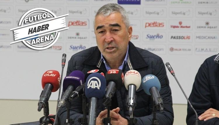 Bursaspor'da Samet Aybaba istifa etti