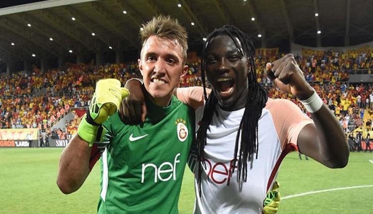 Canlı yayında olay iddia! 'Muslera ve Gomis, Fenerbahçe'de'