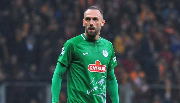 Çaykur Rizespor'dan Fenerbahçe ve Vedat Muriqi açıklaması