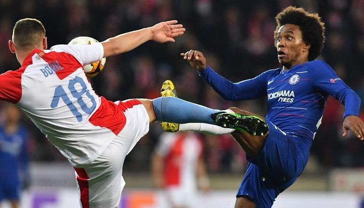 Chelsea - Slavia Prag canlı ve şifresiz izle (Chelsea - Slavia Prag beIN Sports İZLE)