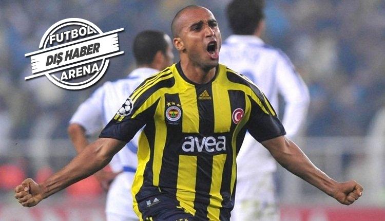 Deivid de Souza'dan Fenerbahçe'ye transfer! 'Görüştüm'