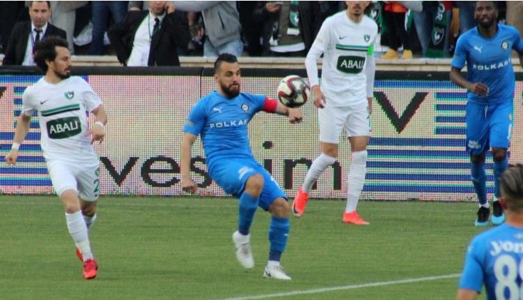 Denizlispor 3-3 Altay maç özeti ve golleri (İZLE)