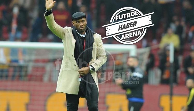 Drogba'dan flaş sözler: 'Galatasaray'da bedava oynarım!'
