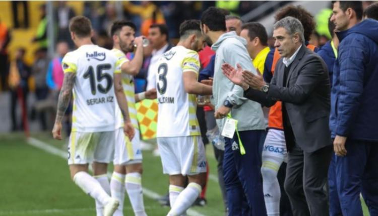 Ersun Yanal'dan Galatasaray derbisine sürpriz değişiklikler