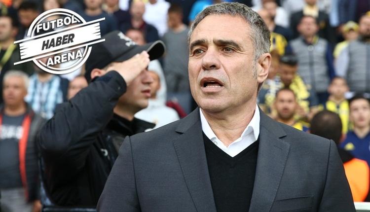 Ersun Yanal'dan hakemlere: 'Fenerbahçe bunları hak etmiyor!'