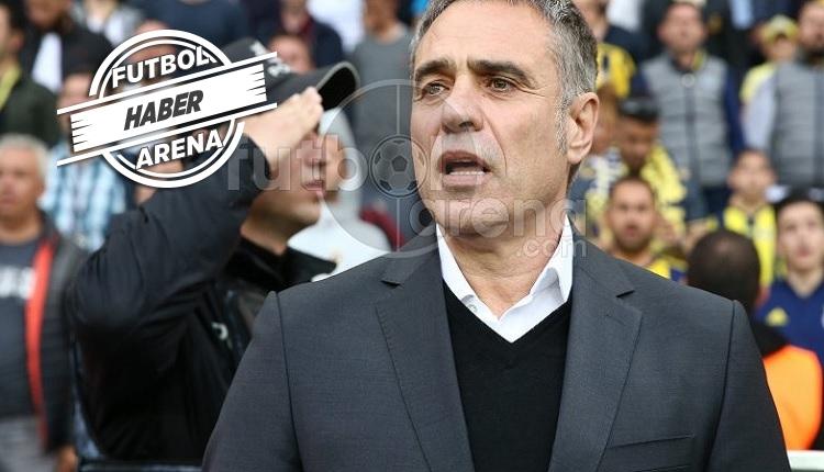 Ersun Yanal'ın kararına Fenerbahçe taraftarlarından tepki