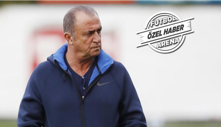 Fatih Terim, Fenerbahçe maçı orta sahasını belirledi