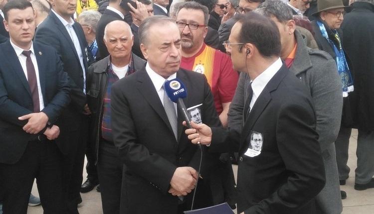 FBTV'de tarihi an! Mustafa Cengiz'den özel röportaj