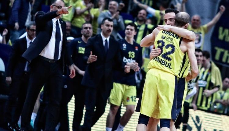 Fenerbahçe Beko - Zalgiris maçı şifresiz canlı izle (Bein Sports Haber canlı yayın)