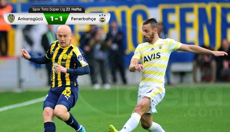 Fenerbahçe derbi öncesi Ankaragücü'ne takıldı (İZLE)