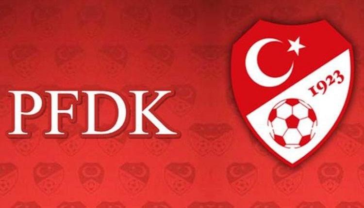 Fenerbahçe, Galatasaray, Beşiktaş, Trabzonspor PFDK'da!
