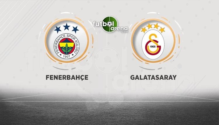 Fenerbahçe - Galatasaray canlı izle, Fenerbahçe - Galatasaray şifresiz izle (Fenerbahçe - Galatasaray beIN Sports canlı ve şifresiz İZLE)