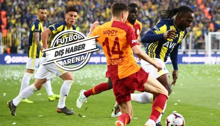 Fenerbahçe - Galatasaray derbisi Avrupa basınında