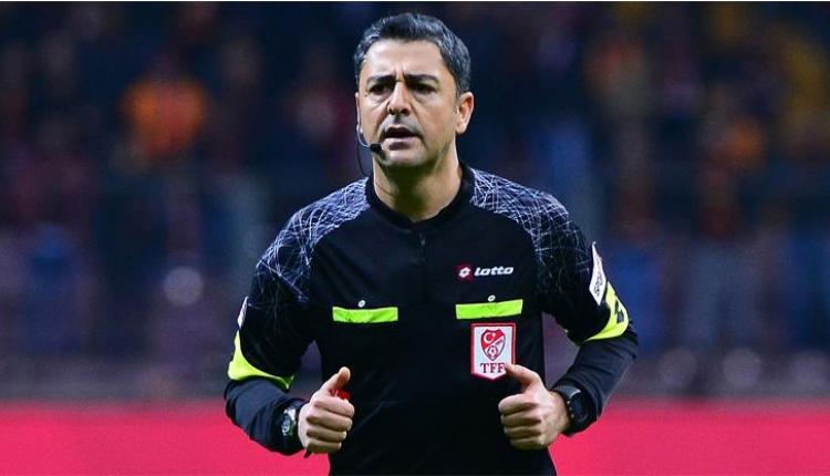 Fenerbahçe - Trabzonspor maçı VAR hakemi Bülent Yıldırım oldu