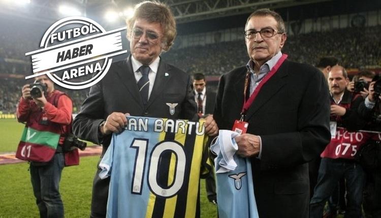 Fenerbahçe ve Türk futbolunun efsanesi Can Bartu'yu kaybettik