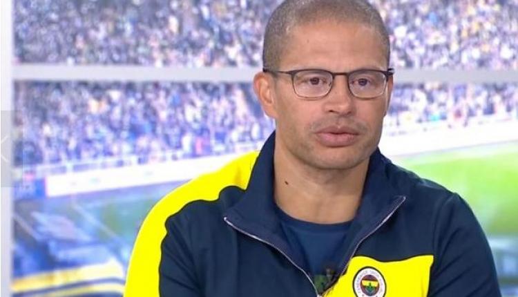 Fenerbahçe'de Alex de Souza'dan Frey eleştirisi