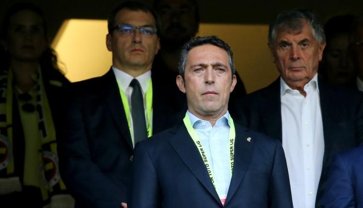 Fenerbahçe'de Ali Koç, Comolli'nin istifasını bekliyor
