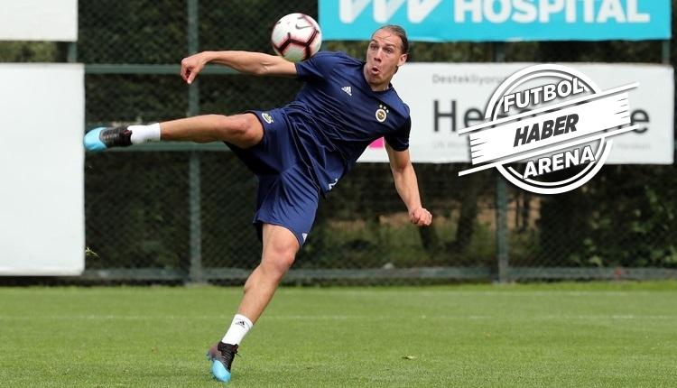 Fenerbahçe'de Frey sürprizi! Antrenmanın yıldızı