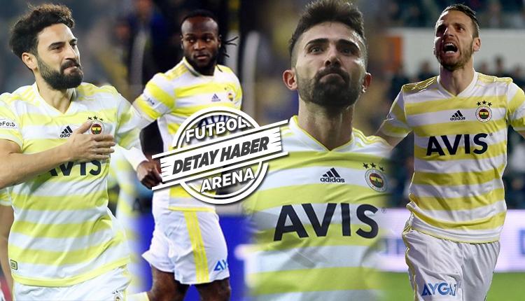 Fenerbahçe'de gollerin yarısına etki eden 4 isim yok