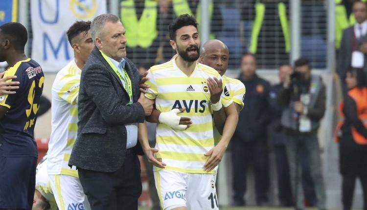 Fenerbahçe'de Mehmet Ekici'nin cezası onandı