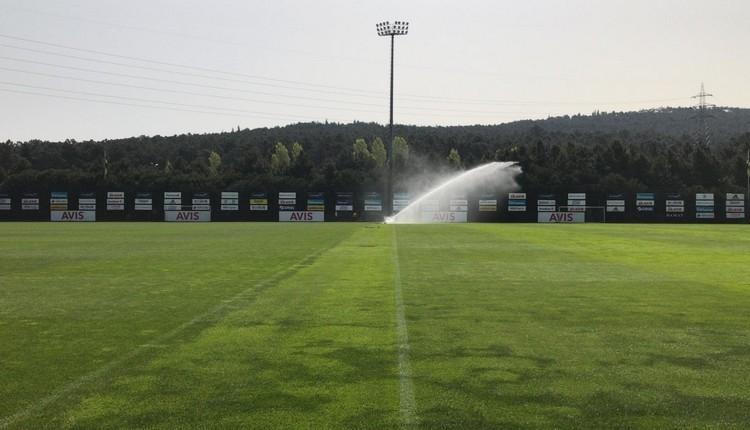 Fenerbahçe'de Trabzonspor maçı hazırlıkları devam etti