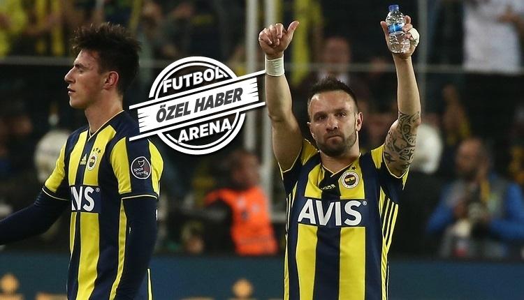 Fenerbahçe'de Valbuena'nın sözleşmesi uzatıldı mı?