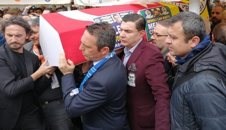 Fenerbahçe'den Can Bartu'ya veda