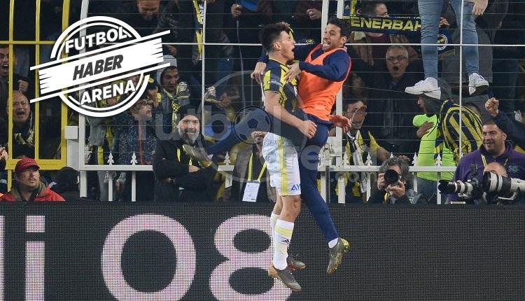 Fenerbahçe'nin derbideki golünden önce faul var mı? VAR kararı